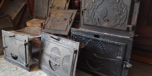 Cast Iron Doors 600x300
